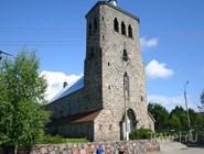 Лютеранская церковь в Приозерске