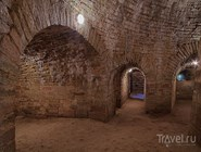 Интерьер Королевской башни крепости