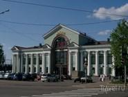 Здание вокзала станции Выборг
