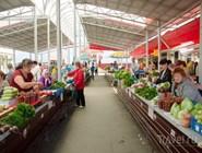 Центральный рынок в Темрюке
