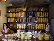 Медовая лавка в Анапе, пасека находится в Сукко, можно сходить на экскурсию