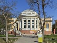 Здание курортной поликлиники