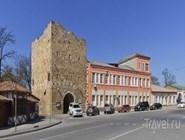 Старая башня Гезлева
