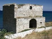 Доковая башня Генуэзской крепости