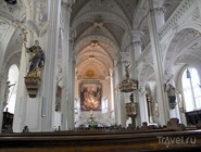 Интерьер Andreaskirche