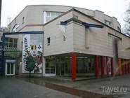 Корпус Городского музея на Berger Allee