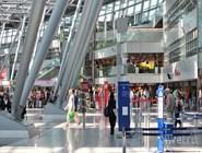 В аэропорту Дюссельдорфа