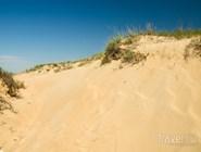 Песчаные дюны Благовещенской