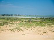 Вид на Благовещенскую, стоящую на берегу Витязевского лимана