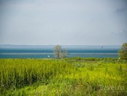 Коса Голенькая - еще одно популярное место для активного отдыха в Благе