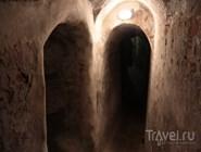 В пещерах Гефсиманского Черниговского скита