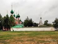 Здания Богородицко-Сретенского монастыря