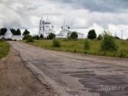 Дорожное покрытие в Переславле-Залесском