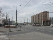 Ярославское шоссе на выезде из Москвы