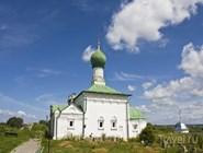 Всехсвятская церковь в Даниловом монастыре