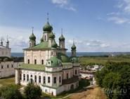 Успенский собор в Горицком монастыре