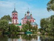 Церковь Сорока Мучеников на Плещеевом озере