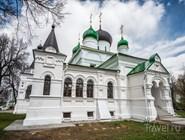 Собор Феодора Стратилата на территории Федоровского монастыря