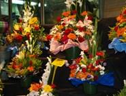 Цветочный рынок на Ла-Рамбла