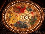Потолок Шагала, Опера-Гарнье