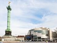 Площадь Бастилии и Опера
