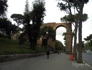 Палатин. Акведук Клавдия