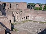 Domus Augustana, личные покои императора