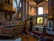 Интерьер церкви Святого Петра-в-Веригах