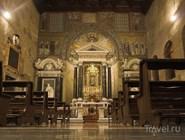 Интерьер базилики Святого Иоанна Латеранского