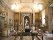 Экспозиция Ватиканского музея