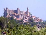 Замок Кастельо-Орсини-Одескальчи в Браччано