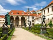 Вальдштейн дворцовый сад