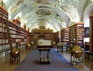 Страговский монастырь. Библиотека