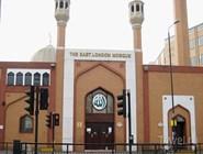 Мечеть восточного Лондона