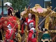 Бывший лорд-мэр лондонского Сити Джон Стюттард на параде в честь лорда-мэра в 2006 г