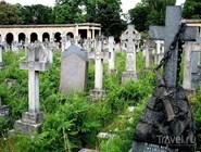 Старое кладбище Бромптон