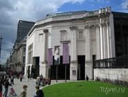 Национальная галерея, крыло Сейнсбери