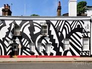Фасад Chelsea Arts Club