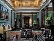 Интерьер Национальной галереи