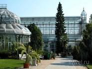 Павильоны Ботанического сада