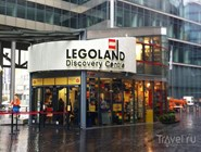 Вход в Legoland Discovery Centre