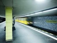 Станция Nollendorfplatz U-Bahn