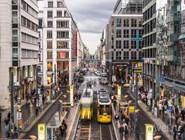 Улица Фридрихштрассе