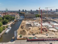 Работы по восстановлению Stadtschloss