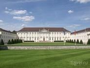 Комплекс дворца Бельвью