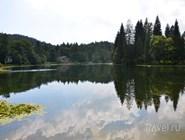 Озеро Grunewaldsee
