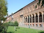 Ка Гранде, старое здание Миланского университета