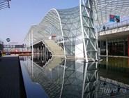 Выставочный зал Fieramilano