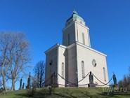 Церковь в крепости Суоменлинна