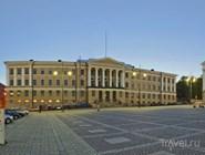 Здание Университета Хельсинки